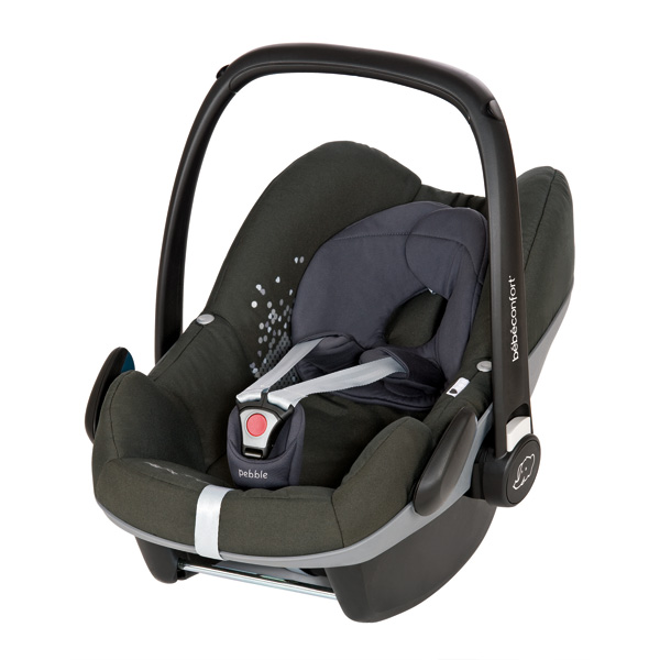 Bebe confort Pebble lifestyle black | Group 0+ | Babycare EurekaKids