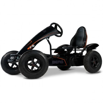 Kart a pedales black edition bfr