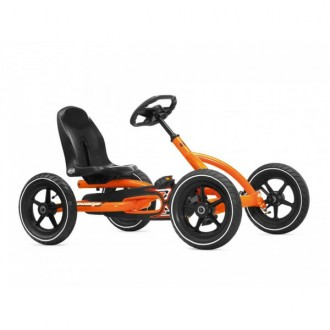 Kart a pedales buddy orange