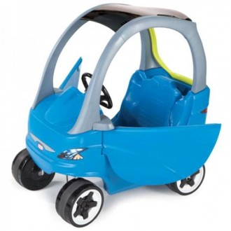 Cozy coupe sport azul