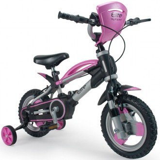 Bicicleta elite girl 12 convertible 2 en 1
