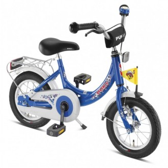 Bicicleta 3+ blue football zl 12-1 alu