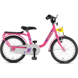 Bicicleta z 6 4+ color rosa