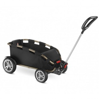 Vagoneta city hand cart bronze black