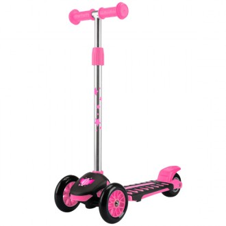 Patinete scooter pink