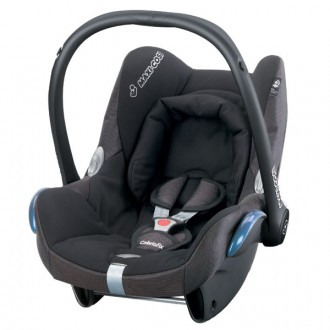 Maxi-cosi Sillita de coche cabriofix black reflection