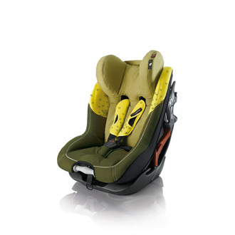 Concord sillita de coche ultimax leaf